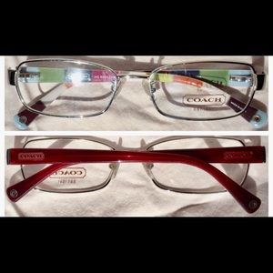 Coach Designer NWOT Opticals Model HC 5003
